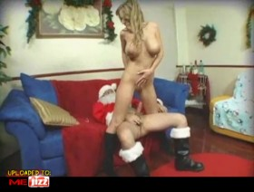 Abby Rode wants Santas Big Dick - Part 3