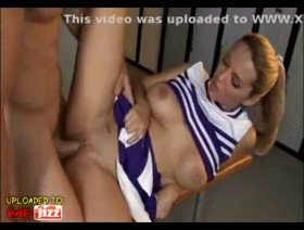HD-Ashlynn Brooke Cheerleader Fucked