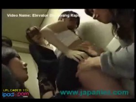 HD-Japanese Student Is Fondled By Lesbians,straight,i