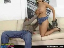 Trina Michaels tames the Monster