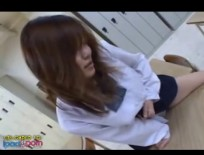 Japanese girls masturbation162