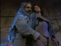 Ron Jeremy and Deborah Wells in iraq
