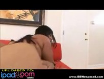 Fat Ebony Whore Takes A Hard Cock