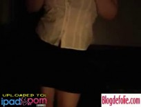 French BBW dances for webcam