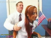 Cute veronica vega blows her teacher to get out of detentiontablet,tube,porn