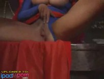 Even Superheroes Need A Good ShaggingAlayah Sashu - Five star oiled up ebony trunk gets slammed