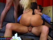 Attractive blonde Katja hardcore threesome,ipad2,free
