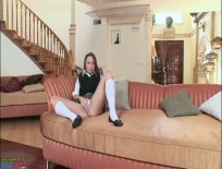 Bad school girl gets an A for ANAL,ipad2,free