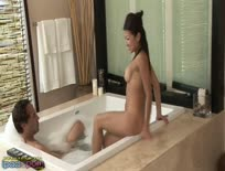 jackie and eric,massage,oil,nuru,high,asian,
