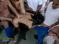 Belladonna in The gangbang girl 29