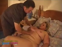 Big woman fucking after massage