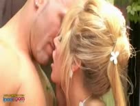 Blonde love cock
