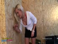Glory Hole Cindy Dollar - Blowjob sex video