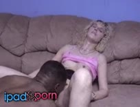 Cindy fucks black guy