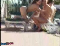 Friends Enjoy A Sexual Afternoon Together