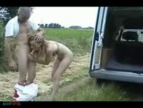 French Outdoor Sex