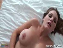 Busty Natural Amateur Girl Gets Fucked Hard D