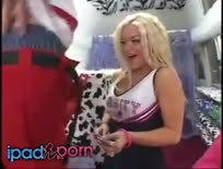 Blonde Slut Will Fuck For Ice Cream