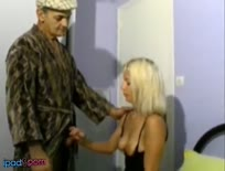Fucking A Blonde With His Neighbour