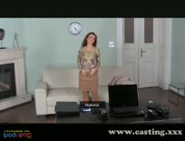 Annette - Ready To Her Casting Sex