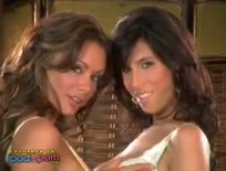 Crissy Moran and Jaime Hammer