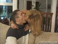 Blonde Milf gets nailed