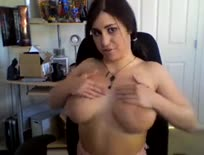 Jerk on my Big Tits - Fetish sex video