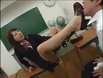 foot fetish teacher2 - Fetish sex video