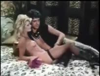 Ginger Lynn fucks as Angel watches - Hardcore sex video