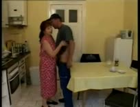 Repairman fucked housewife - Hardcore sex video