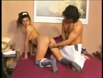 ripi khan with isabell in german - Hardcore sex video