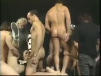 Asian In A Biker Bar Takes On All Cummers,Asian