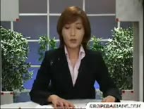 Assian Newsreader Bukkake,Funny,Asian