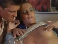 Hot Couple Fucks By Candle Light - Hardcore sex video