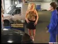 In der Autowerkstatt by snahbrandy - Hardcore sex video