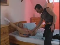 Sharka pleases the plumber,Anal