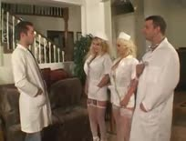 doctor nurse orgy - Pt.  - Hardcore sex video