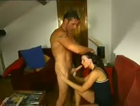 lust brunette - Hardcore sex video