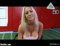 Blonde double fists,ipad,tube,free,
