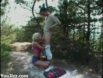 Blonde Jenny Sanders Fucks Outside,ipad,tube,free,