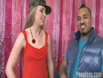 Anna Stevens - Meets a Big Black Dong,ipad,tube,free,