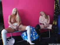 Shemale Holly Sweet and Vicki Richter-