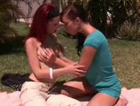 SapphicHarem - Ariel  and  Suzie Carina