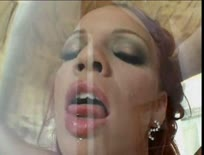 Brandi cum shot big cock